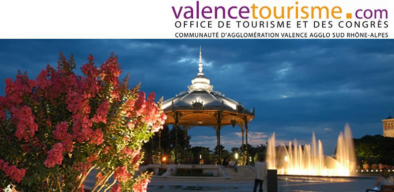 Office de Tourisme de Valence (26)