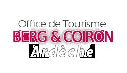 Office de Tourisme de Berg et Coiron (07)